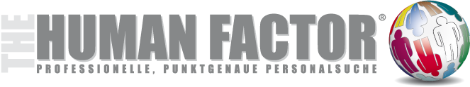 The Human Factor - Logo